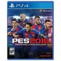 (Sale) Ps4 Pes 2018 - Pro Evolution Soccer 2018