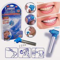 Jual Luma Smile Pemutih gigi teeth polish whitener pembersih plak karang Ok Murah