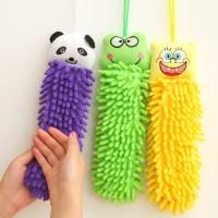 Jual Hand Towel Microfiber Chenille Handuk Kain Lap Tangan Micro Fiber Unik Murah