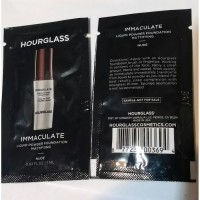 (Diskon) Hourglass IMMACULATE liquid foundation (sachet)