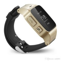 Smartwatch D99 Pro / Smart Watch LBS GPS UNTUK ANAK REMAJA GOLD