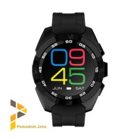 Smart Watch G5 Heart Rate / Smartwatch G5 Sleep Monitor Full Black