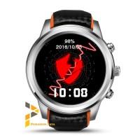 Smart Watch X5 Plus - Jam Tangan Pintar Android Smartwatch LEM5 Silver
