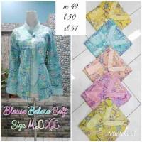 Jual Blouse Batik Bolero Soft Murah