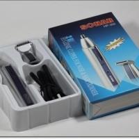 Jual Sonar HP-300 2 In 1 - Pencukur Bulu Hidung, Telinga Dan Rambut Murah