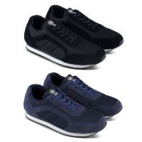 Sepatu Sneakers Kets dan Kasual Pria untuk jalan santai sekolah kuliah