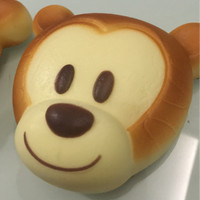 Jual Squishy Motif MICKEY MOUSE Disney Character  / Gantungan Kunci Murah