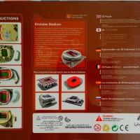 Jual 3D Puzzle Stadium   Emirates Stadium - Arsenal   BELI 5 GRATIS 1...... Murah