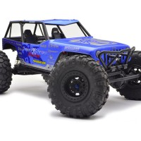 Axial Jeep Wrangler Wraith-Poison Spyder Rock Racer 1/10th