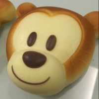 Jual BEST PRODUCT Squishy Motif MICKEY MOUSE Disney Character Gantungan Ku Murah
