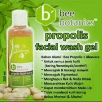 Jual propolis facial wash gel  Murah