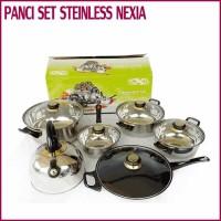 Harga Panci Set Nexia Stainless Hargano.com