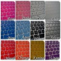 Jual Keyboard Protector / Cover For Macbook Murah