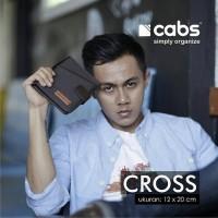 Dompet Hp pria multifungsi branded murah berkualitas Cabs Cross