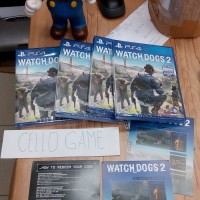 KASET PS4 WATCH DOG 2
