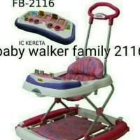 Jual Baby Walker Family Ayunan Seri Kereta Apolo Bayi Walker Murah Murah