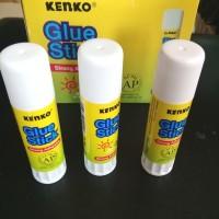 Lem Kertas Glue Stick Strong Adhesive 15g - Kenko