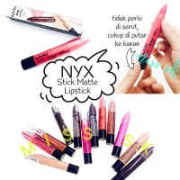 Jual NYX 787 Simply Stick Matte Lipstick lip cream Murah