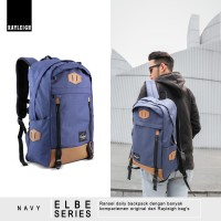 Jual Ras Ransel Daily Backpack Rayleigh Elbe Navy Murah