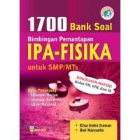 1700 Bank Soal Bimbingan Pemantapan IPA-Fisika SMP Kurikulum 2013