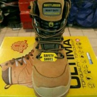 sepatu safety shoes jogger ultima
