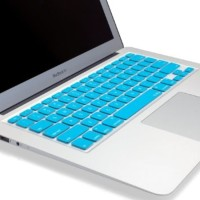 Jual  Solid Color Silicone Keyboard Cover Protector Skin for Macbook Ai T30 Murah