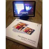 Pembesar Layar / Enlarge Screen Magnifier Bracket Stand 3D Smartphone