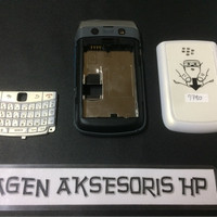 Casing Fullset BB Onyx 2 BlackBerry Bold 9780 Housing Tulang T2909