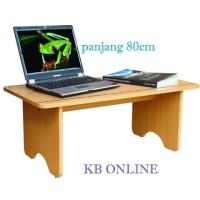 meja komputer tv laptop lesehan terbaru awet kuat minimalis murah