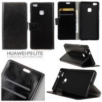 Jual Huawei P9 Lite - London Style Leather Case Murah