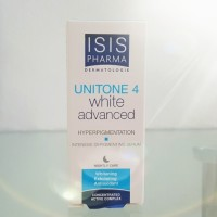 Isis Pharma Unitone 4 Reveal White Advance Serum Vlek Melasma HQ 4%