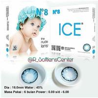 Softlens Ice n8 blue