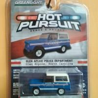 greenlight hot pursuit 1967 ford bronco biru