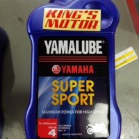 yamalube super sport / oli mesin yamaha 10W-40 4T (1L)
