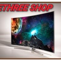 SAMSUNG LED TV 75 INC 75MU8000 - CURVED 4K UHD SMART - GARANSI RESMI