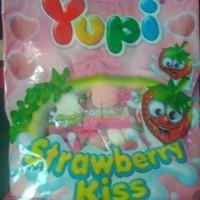 YUPy strawbery kiss 75gr