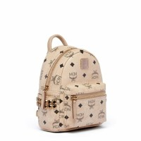 MCM Stark Bebe Boo Backpack X-Mini Original