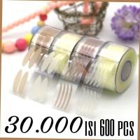 SCOTT MATA EYELID TAPE ROLL JARING BENING GROSIR MURAH 600 PCS