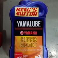 yamalube super matic / oli mesin nmax, aerox 10W/40 4T 1liter