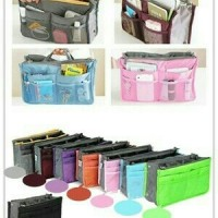 Dual Bag Organizer / Tas Organizer / Tas Travel
