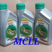 OLI CASTROL 2T LOW SMOKE/OLI SAMPING 700ml