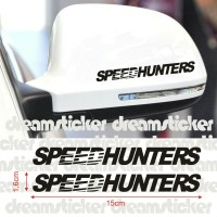Sticker Stiker Spion Mobil Speedhunters