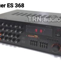 Harga ampli fier sound system karaoke es 368 es368 mixer ampli | antitipu.com