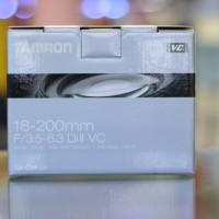 LENSA TAMRON 18-200MM VC FOR CANON/NIKON