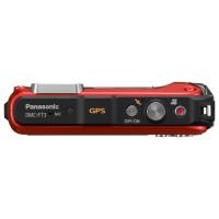 Panasonic Lumix DMC FT3 - 12 MP - Red Limited