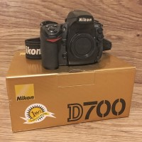 Kamera DSLR Nikon D700 Body Only Second Harga Murah