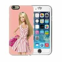 Casing Hp Barbie Doll iPhone 6/6 Plus Custom Case Handphone