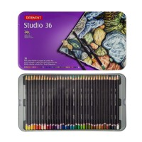 Derwent Studio Pencils Tin 36