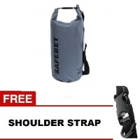 First Project Safebet Waterproof Dry Bag 10 L - Gray