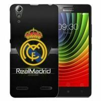 Casing Hp Real Madrid FC Lenovo A6000/A7000/S850 Custom Case
